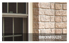 Window brickmoulds