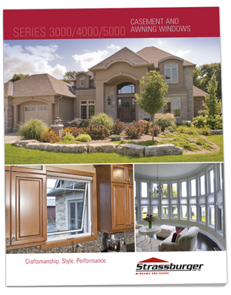 Casement and Awning brochure