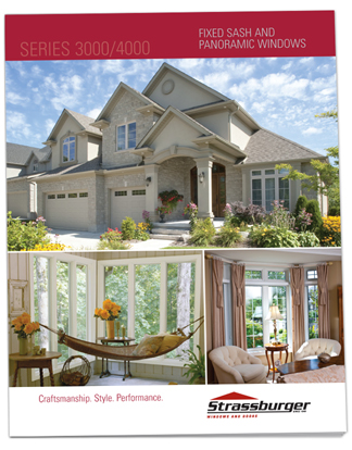 Fixed Sash and Panoramic brochure