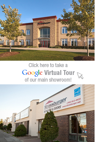 Strassburger showrooms and Google Tour