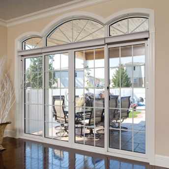 Glass (patio doors) - Strassburger Windows and Doors