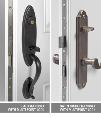 Hardware (entrance doors) » Strassburger Windows and Doors