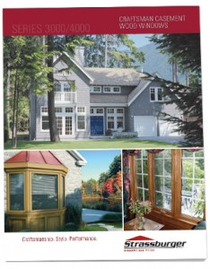 Craftsman Window brochure