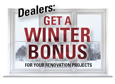 Winter Dealer Promotion