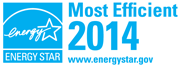 Energy Star Most Effiecient 2014