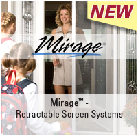 Mirage Retractable Screens