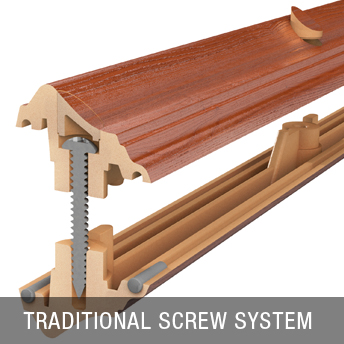 MasterGrain traditional screw system