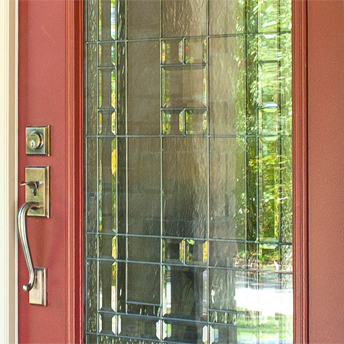 Glass (entrance doors) - Strassburger Windows and Doors