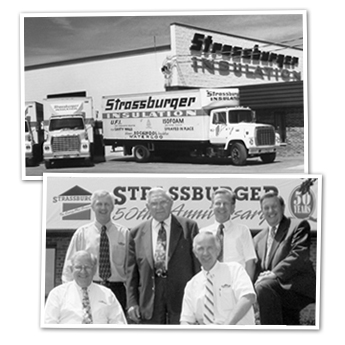 Strassburger history photos