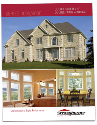 Double Slider and Double Hung brochure