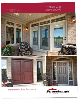 Entrance and Terrace Door brochure