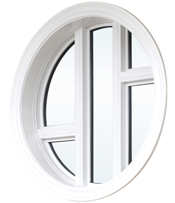 Specialty windows - No limits - Strassburger Windows and Doors