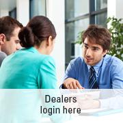 Dealer login