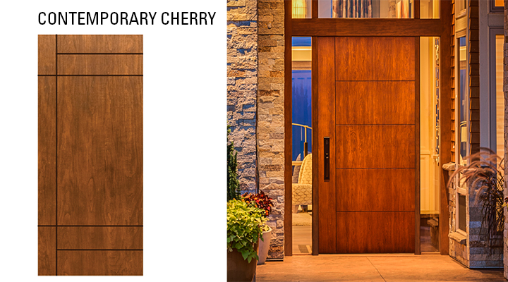 MasterGrain Contemporary Cherry