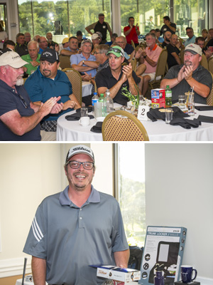 golf tournament dinner auction