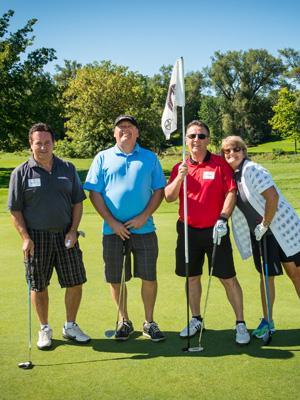 golf foursome registration
