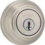 Deadbolt - Satin Nickel 2