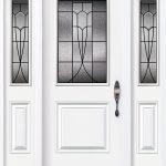 Mistral glass, London door