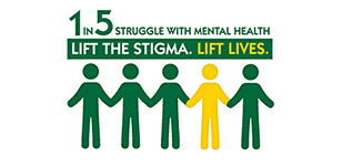 Lutherwood mental health stigma logo