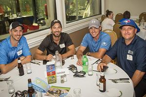 Strassburger Golf image dinner