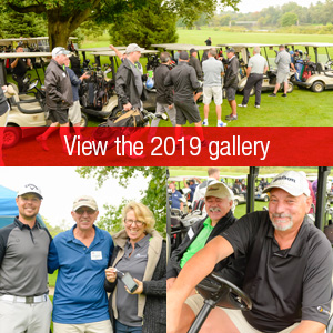 See the 2019 golf tournament gallery