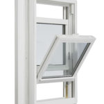 3000 Double Hung window inside open