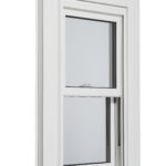 3000 Double Hung window outside