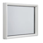 3000 Fixed window inside horizontal