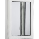 3830 Casement window outside open