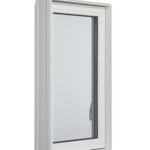 5000 Casement window outside