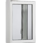 5000 Casement window outside open