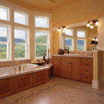Double Slider Double Hung window interior