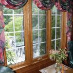Craftsman window interior