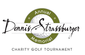 Strassburger Golf Tournament logo